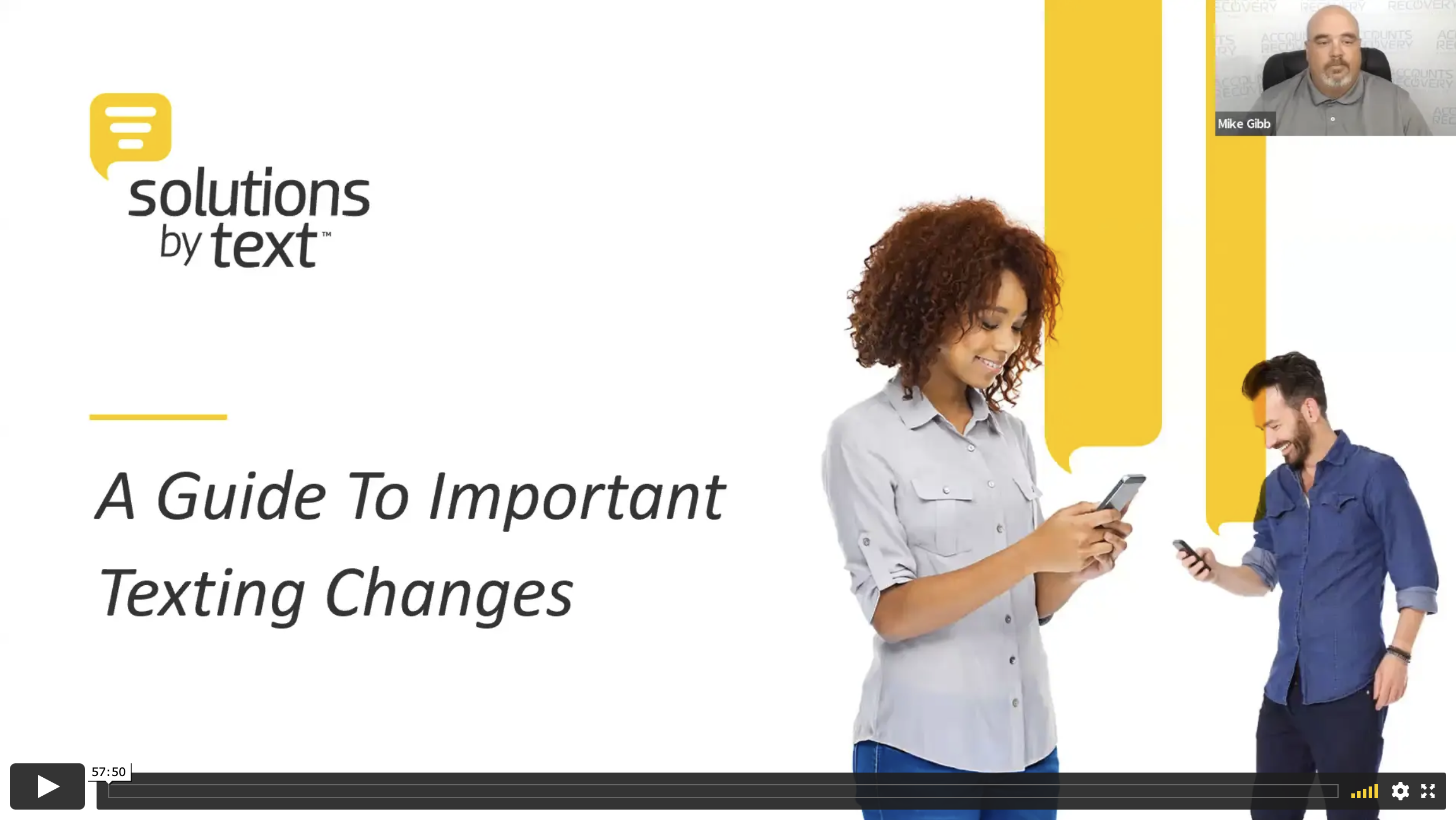 A Guide To Important Texting Changes